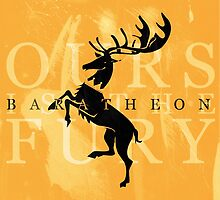 Baratheon by rosescreation