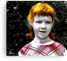 Just Another Baby Boomer Canvas Print