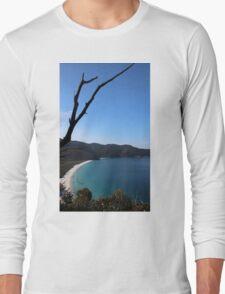 Waterloo Bay, Wilsons Prom NP Long Sleeve T-Shirt
