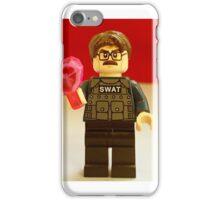 Jim Gordon Valentines iPhone Case/Skin
