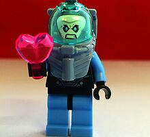 Mr. Freeze Valentines by FendekNaughton