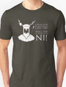 Arrow in the NI! Unisex T-Shirt