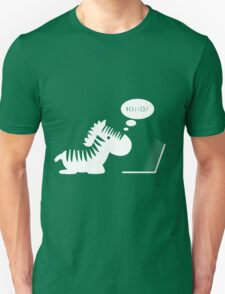 Programming zebra T-Shirt