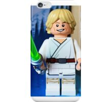 Lego Luke Skywalker iPhone Case/Skin