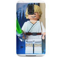 Lego Luke Skywalker Samsung Galaxy Case/Skin