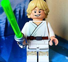 Lego Luke Skywalker by FendekNaughton