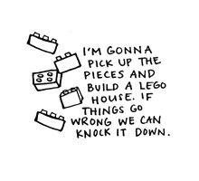 LEGO by wejjka