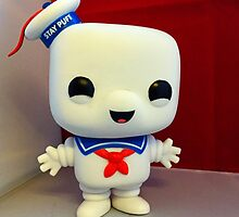 Marshmallow Man by FendekNaughton