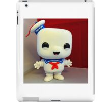 Marshmallow Man iPad Case/Skin