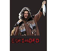Workaholics Eskimofo Blake Tshirt Photographic Print