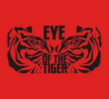 The eye of the tiger. Kids Clothes