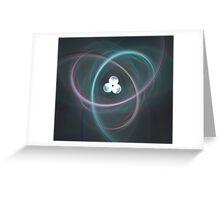 Tritium Greeting Card