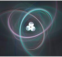Tritium Photographic Print