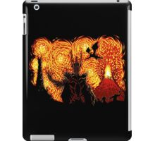 Starry Middle Earth iPad Case/Skin