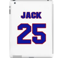 National baseball player Jack Crouch jersey 25 iPad Case/Skin