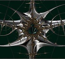 Molecular Machinery by Ross Hilbert