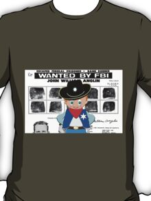 Toon Boy 12c Sheriff, Ready for any Emergency - all products T-Shirt