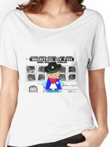 Toon Boy 12c Sheriff, Ready for any Emergency - all products Women's Relaxed Fit T-Shirt