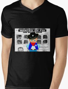 Toon Boy 12c Sheriff, Ready for any Emergency - all products Mens V-Neck T-Shirt