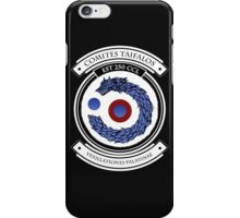 Taifalos Family Crest - Coat of Arms iPhone Case/Skin