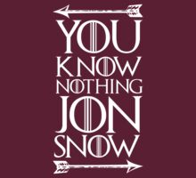 Knows Nothing T-Shirt