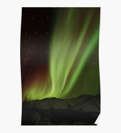 The Northern Light , Alaska USA.( Sold 8 image YAY )  Poster