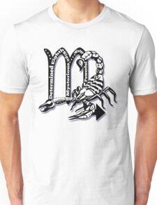 Scorpio star sign  Unisex T-Shirt