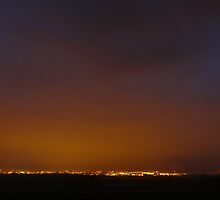 Telford at night by davechains