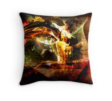 He Delights in Me Throw Pillow