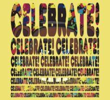 celebrate! Kids Tee