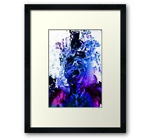 Awakening a fear Framed Print