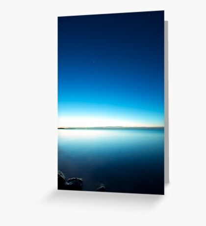 Your Blue Room Greeting Card