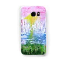 Abstract ships Samsung Galaxy Case/Skin