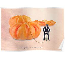 The pumpkin inflater Poster