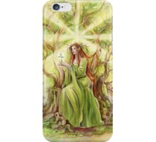 """""""Lady of the Forest"""" iPhone Case/Skin"""