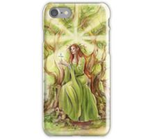 """Lady of the Forest"" iPhone Case/Skin"