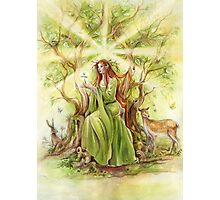 """Lady of the Forest"" Photographic Print"