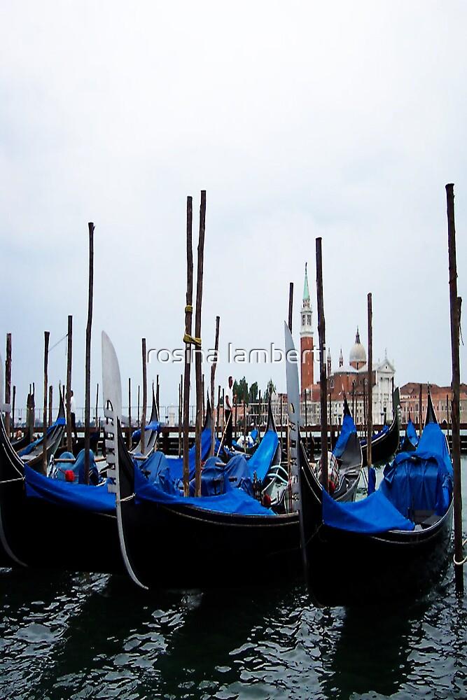 Venezia mia by Rosina  Lamberti