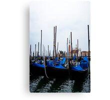 Venezia mia Canvas Print