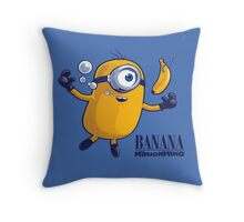 MinionMind Throw Pillow