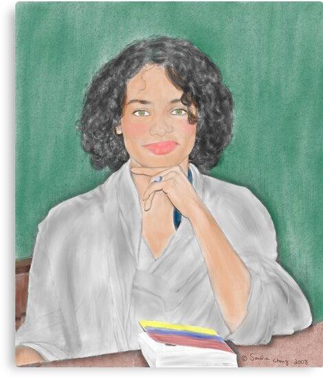 Kandyse McClure by Sandra Chung