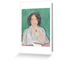 Kandyse McClure Greeting Card