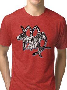 Virgo star sign Tri-blend T-Shirt