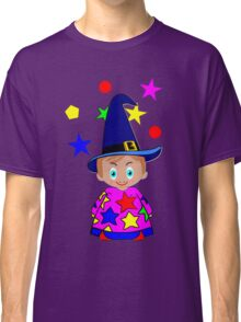 Wizards in Space - Toon Boy 6  Classic T-Shirt