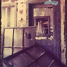Armstrong Cork Factory - Self Portrait #1 by Steven Godfrey
