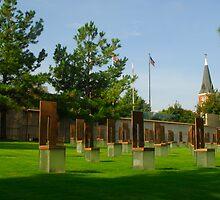 OKC National Memorial-The Survivor Chairs.... by Jeremy  Jones