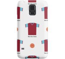 West Ham United Samsung Galaxy Case/Skin