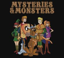 Mysteries & Monsters by strangemagic