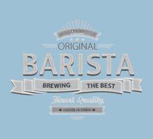 Original Barista Baby Tee