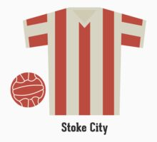 Stoke City by Daviz Industries